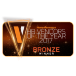HR Vendors of the Year 2017 Bronze