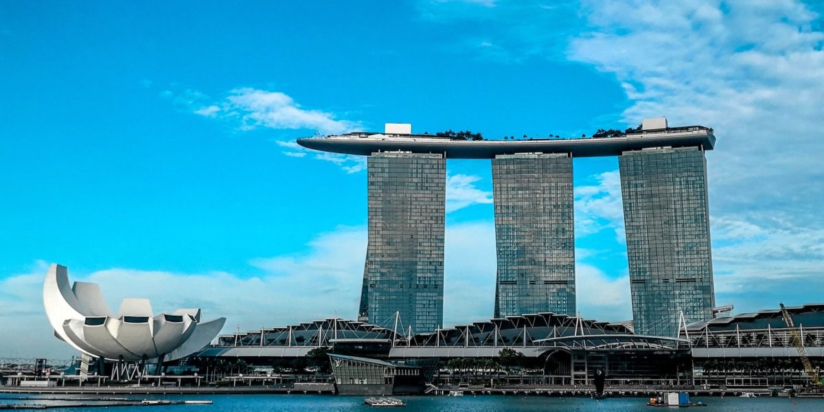 【シンガポール】ビジネストラックについて