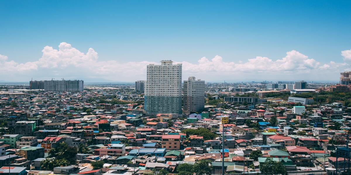 フィリピンでのリモートオペレーション